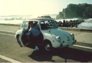 かつての愛車スバル360