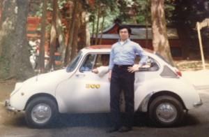 かつての愛車スバル360subaru360